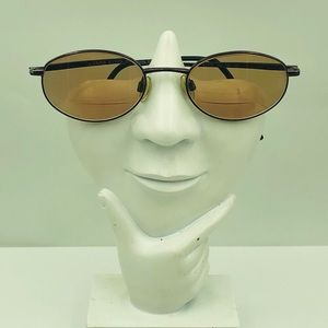 Anne Klein K1206 Purple Oval Sunglasses Frames
